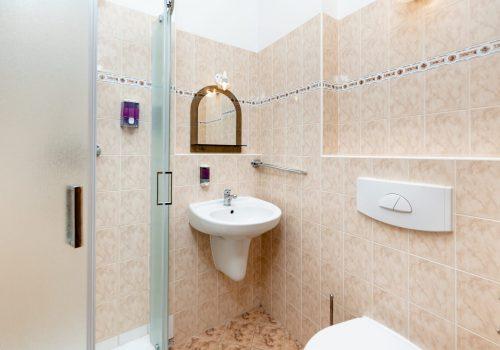 Koupelna pokoj 12