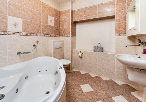 Koupelna pokoj 13