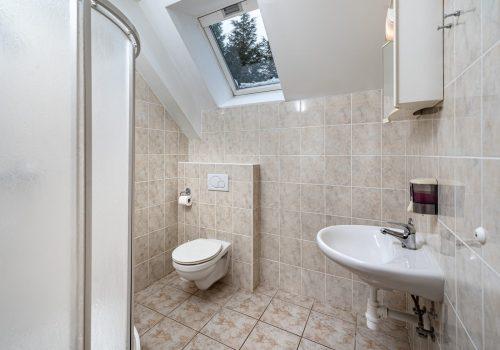 Koupelna pokoj 16