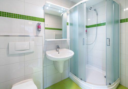 Koupelna pokoj 9